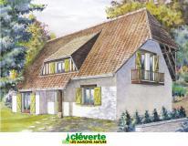 Modèle : Amaryllis 80 - 115.40 m²