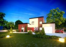 Modèle : AMBITION 3.119 B - 119.00 m²