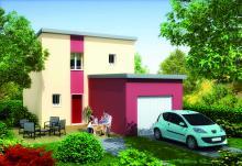 Modèle : ATTITUDE 2.093 A GI - 93.00 m²