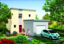 Modèle : ATTITUDE 2.093 B GI - 93.00 m²