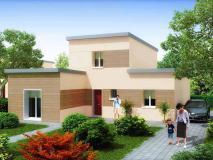 Modèle : AUDACE 3.116 - 116.00 m²