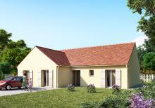 Modèle : EXPANTIEL 3.124 - 124.00 m²