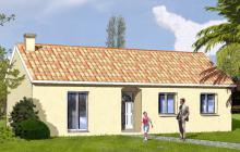 Modèle : Challenge 75 - 2 Chambres - 75.33 m²
