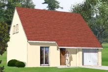 Modèle : Challenge Combles GI 88 - 88.03 m²