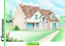 Modèle : Chevreuse - 150.19 m²