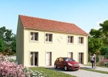 Modèle : HORIZON 79 x 2 - 79.00 m²