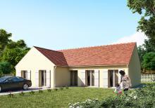 Modèle : EXPANTIEL 4.128 - 128.00 m²