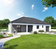 Modèle : Ménilière - 74.00 m²