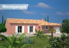Modèle : Monégasque - 116.00 m²