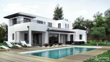 Modèle : Palmyre 140 - 140.00 m²