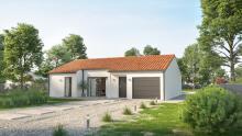 Modèle : Perignoise 80 - 80.00 m²