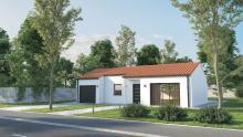 Modèle : Poireenne 85 - 85.00 m²