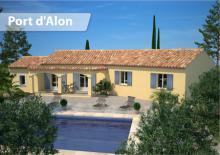 Modèle : Port d'Alon - 93.00 m²