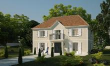 Modèle : Vicomte - 165.00 m²