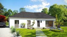 Modèle : Versière - 112.00 m²