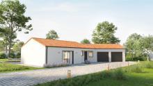 Modèle : Yonnaise 95 - 95.00 m²