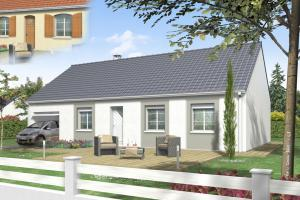 Constructeur Maisons Clair Logis - Modèle Amaryllis