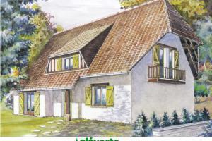 Constructeur Maisons Cleverte - Modèle Amaryllis 80