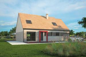 Constructeur Maisons Balency  - Modèle Aménagé 117