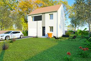 Constructeur Maisons Sesame - Modèle Atria