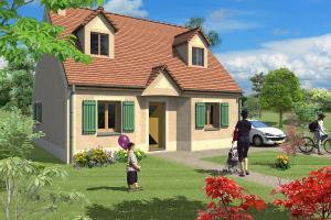 Constructeur Saciel Habitat - Modèle Aurore 1