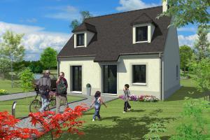 Constructeur Saciel Habitat - Modèle Aurore 2