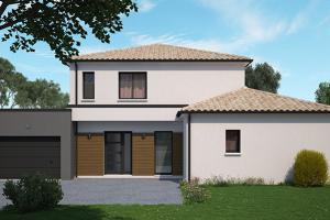 Constructeur Maisons Ericlor - Modèle AUSTRALE