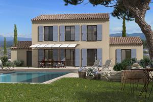 Constructeur Maisons France Confort  - Modèle Bastide