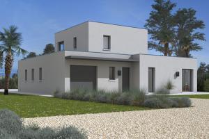 Constructeur Maisons France Confort  - Modèle Bioclima 140 Tradition