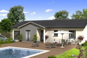 Constructeur Maisons D'en France Bourgogne - Modèle CADE