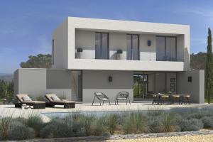 Constructeur Maisons France Confort  - Modèle California