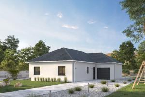 Constructeur Pavillons Parot - Modèle Caprice 85