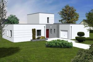 Constructeur Maisons Ericlor - Modèle CHEMERY
