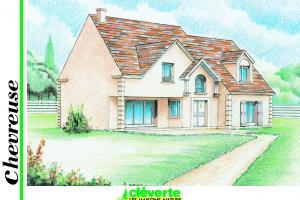 Constructeur Maisons Cleverte - Modèle Chevreuse