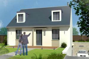 Constructeur Maisons Concept - Modèle City 72
