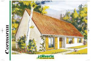 Constructeur Maisons Cleverte - Modèle Cormoran