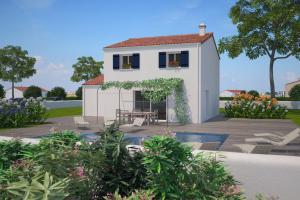 Constructeur Maisons Bernard Jambert - Modèle Etage tuile