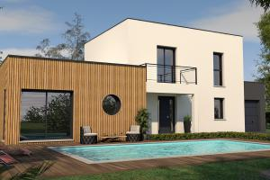Constructeur Viv'home La Rochelle - Modèle Futur'Home