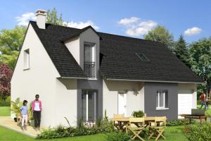 Constructeur Maisons D'en France Bourgogne - Modèle GAYA