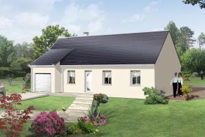 Constructeur Maisons Concept - Modèle Harmonie 115