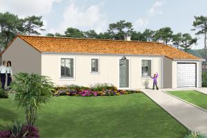 Constructeur Maisons Concept - Modèle Harmonie 119