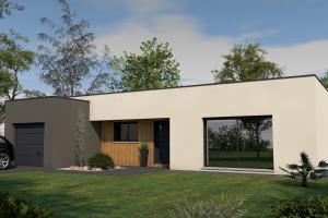 Constructeur Viv'home La Rochelle - Modèle Line'Home