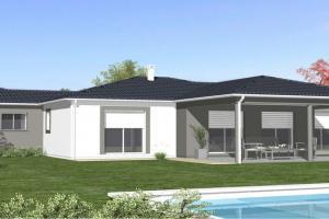 Constructeur Les Maisons Aura - Modèle LIPARUS