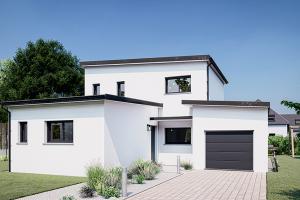 Constructeur Lamotte Maisons Inviduelles - Modèle LMI E12