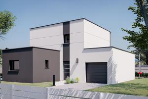 Constructeur Lamotte Maisons Inviduelles - Modèle LMI E28