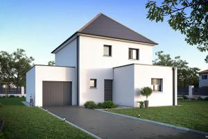 Constructeur Lamotte Maisons Inviduelles - Modèle LMI E88