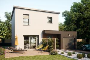 Constructeur Lamotte Maisons Inviduelles - Modèle LMI E94