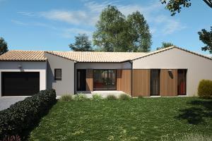 Constructeur Maisons Ericlor - Modèle LYRA