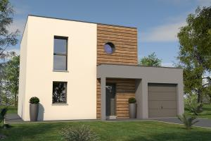 Constructeur Viv'home La Rochelle - Modèle Milleni'Home