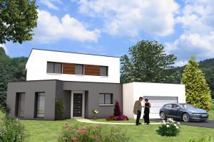 Constructeur Maisons Bernard Jambert - Modèle Modèle 2